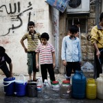UNICEF helps meet the critical water, sanitation & hygiene needs of conflict-affected communities in Syria