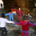 Field diary: Displaced families shelter in ancient Tartous basement