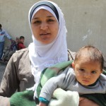 Focusing on hard-to-reach children for polio vaccination campaign in Syria