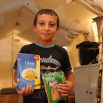 UNICEF helps Syrian refugee children cope with celiac disease